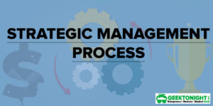 What is Strategic Management Process?