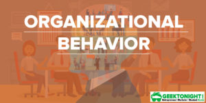 What is Organizational Behavior?