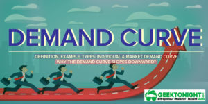 What is Demand Curve? Types, Example, Graph