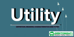 What is Utility in Economics? Definition, Meaning, Concept, Formula