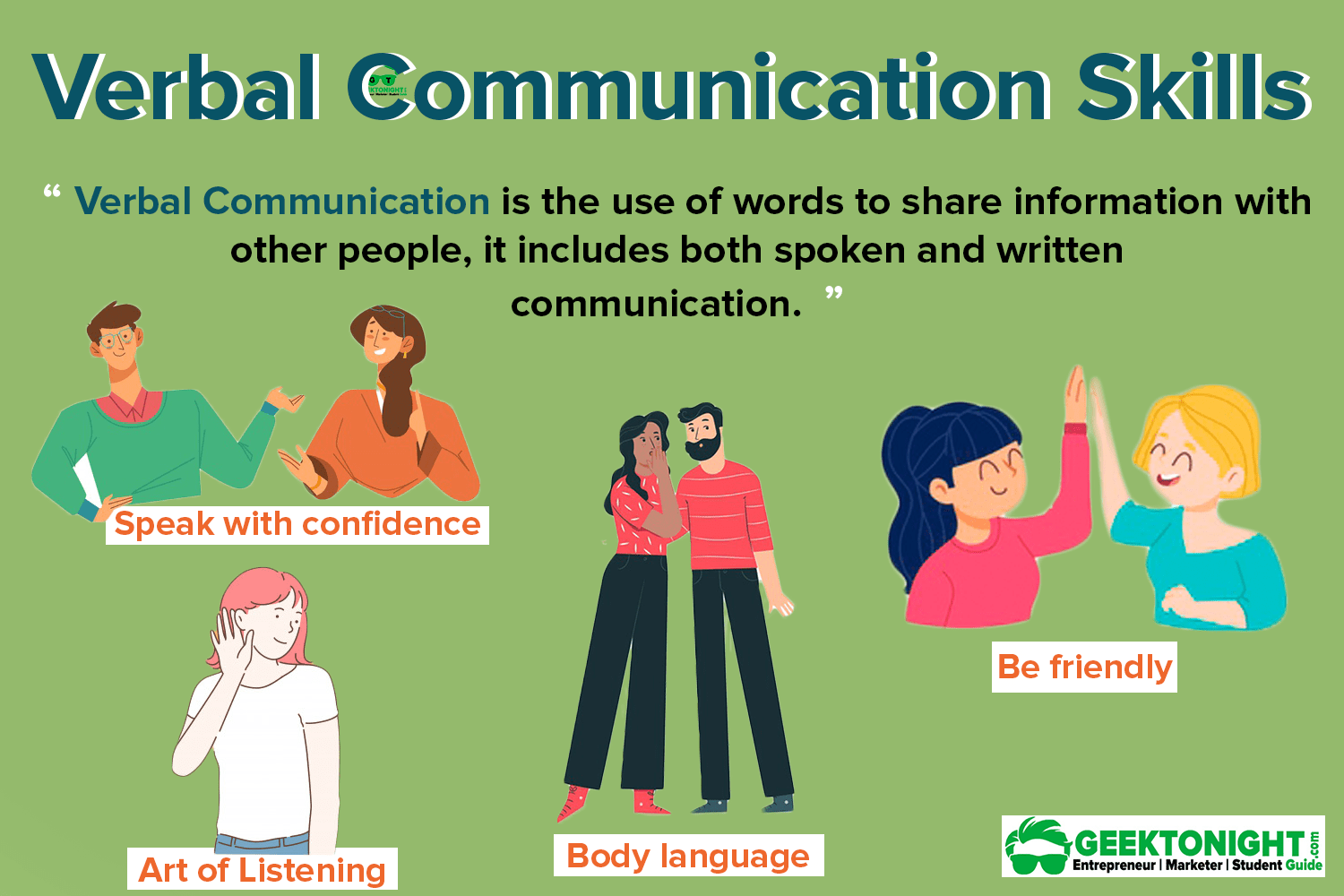 10 Verbal Communication Skills Worth Mastering