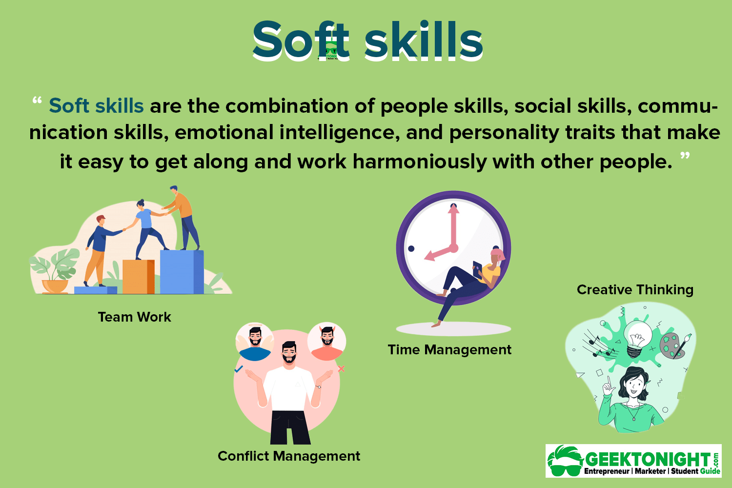What are Soft Skills? Types, Importance, How to Develop