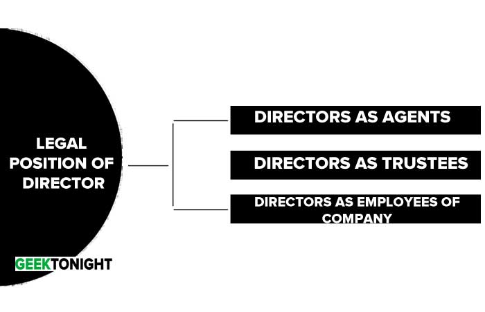 Legal Position of Director