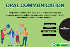 What is Oral Communication? Advantages, Disadvantages
