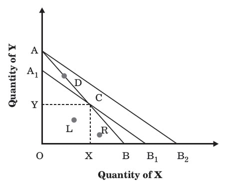 Demand Curve by Revealed Preference
